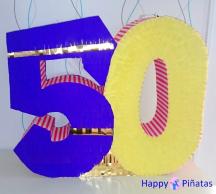 Piñata Nummer 50